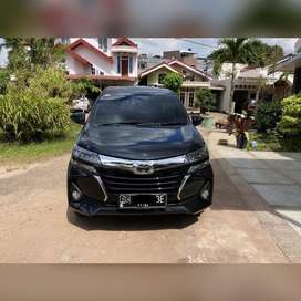 Toyota Avanza G 2019 plat BH