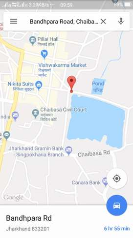 Plot in bandhpara chaibasa for sale
