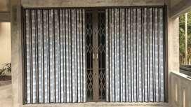 FOLDING GATE/PINTU BESI HARMONI