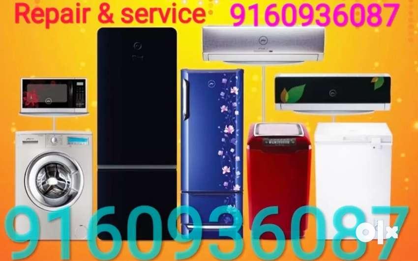 AC, fridge, washing machine, REPAIR, & services