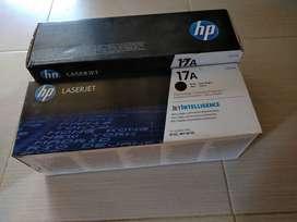 Cartridge HP 17A original untuk LaserJet Murah