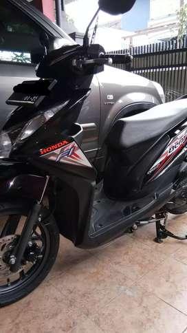 Honda Beat 2015 fi cbs iss 2015