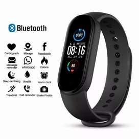 Smart Band M5 Black color Stylish