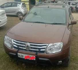 Renault Duster 85.ps RXL one handed very good condition car.