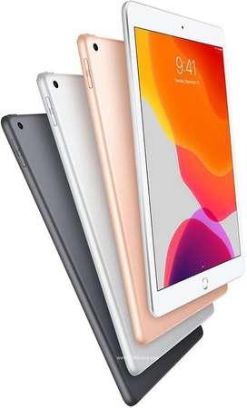 Ipad 7 32GB Silver Wifi Only RESMI - Kredit Apple dan Cash Murah