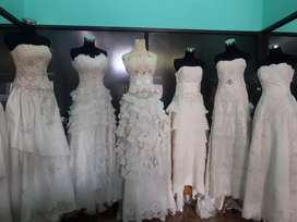 Jual Borongan Gaun Bridal