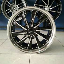 Velg Mobil Carnival Optima dll Ring 17 HSR Wheel ELEPHANT H5X114,3