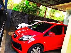Brio matic merah