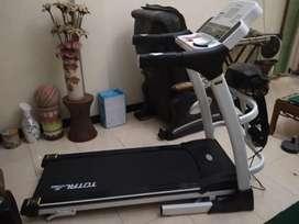 Treadmill elektrik tl 630