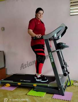 Treadmill elektrik tl 288//3 fungsi mesin 2 hp