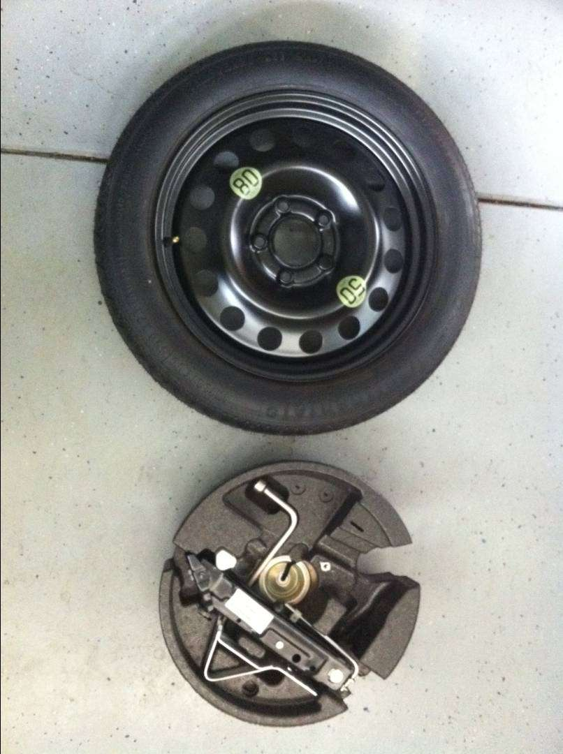 WANTED : BMW E60 / E90 Spare Tyre - Stepney 0