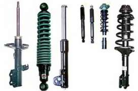 1) All type of four wheelers suspension and all