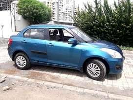 Maruti Suzuki Swift Dzire VXI, 2014, Petrol