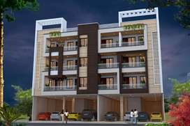 Fully furnished flat in Partap ngr Jaipur