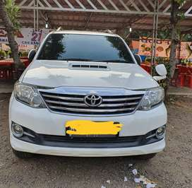 Over kredit Mobil fortuner G tahun 2011/2012 manual