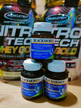 Blackmores vitamin + mineral