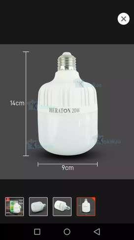 Lampu led hemat energi 20 watt