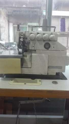Overlock machine for sale babe peeko par set hai
