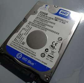 "Harddisk laptop 320 gb 2.5"" Notebook sata"