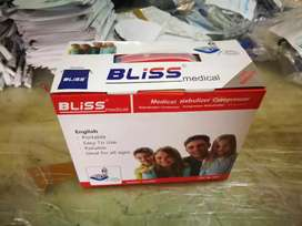 BLISS 610 NEBULIZER COMPRESSOR SYSTEM with 1 year replacement warranty