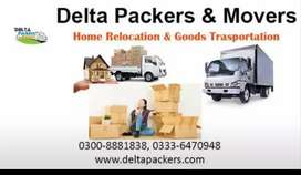 Delta packers and movers in Faisalabad