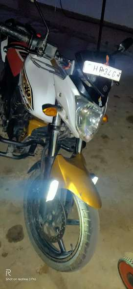 Yamaha fzs one hand showroom condition with all documents