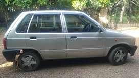 Maruthi 800 5 gear