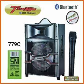 speaker portable teckyo type 779C lmr