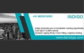 Company gives you a golden chance to earn handsome income monthly.