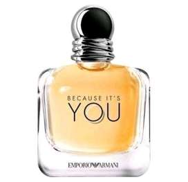Because it's You Emperio Armani edp for women 75ml
