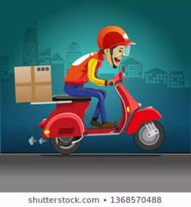 Wanted food delivery boys for Swiggy in Rajahmundry