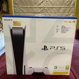 Sony PlayStation 5 825gb disc edition