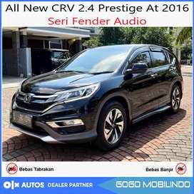 All New CRV 2.4 Prestige At 2016 Fender Audio limited