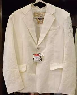 White Stylish Coat