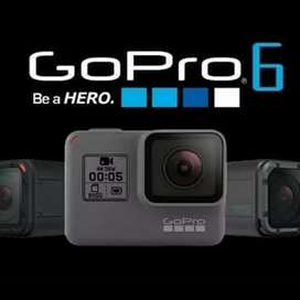 GO PRO HERO 6 black 12mp