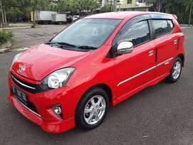 Toyota Agya 1.0 TRD Manual 2015 Merah