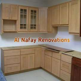 Kitchen Cabinets,Shelves,Cupboards etc