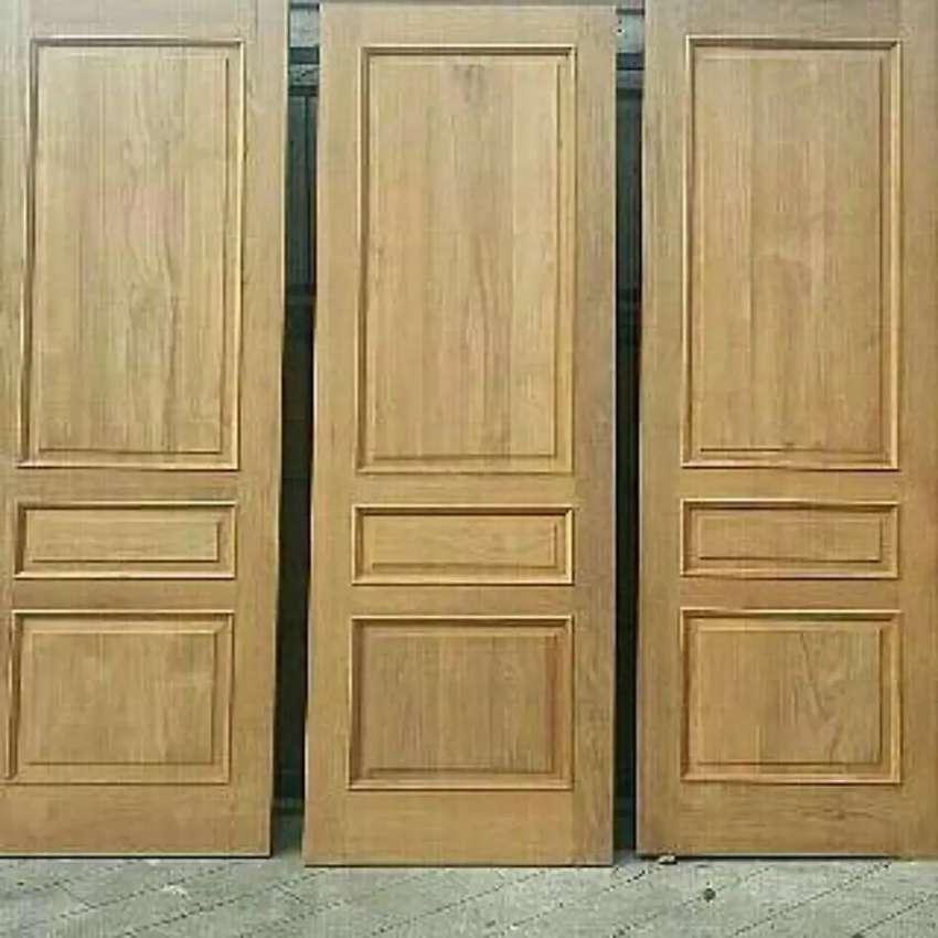 Pintu dan kusen 0