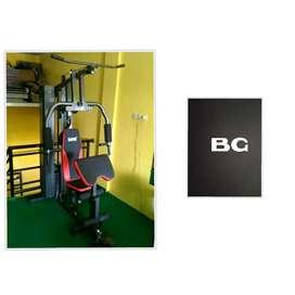Alat Fitness Home Gym 1 Sisi Total