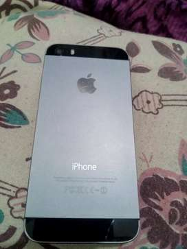 I phone 5s gray colour