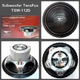 Subwoofer Tensfox 12inc [ DF Car Audio]