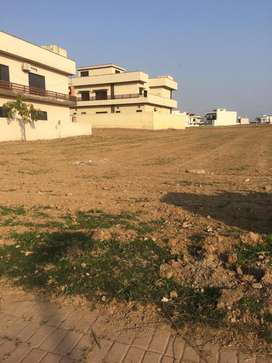 Dha Phase 1 Islamabad Sector F Kanal Plot For Sale