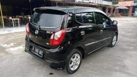 Dijual mobil Daihatsu ayla x elegant AT Hitam 2014