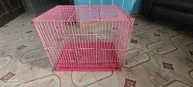 Love birds Cage (Less used)for sale