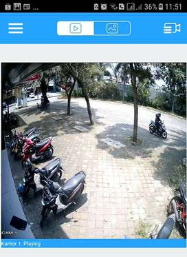 Kamera Cctv Super Kinclong Garansi Resmi