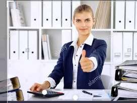 Accountant female candidates