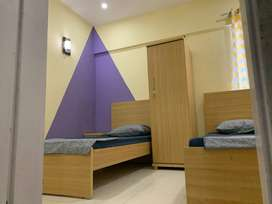 Twin Sharing Room in DHA for Working Profesionals in Karachi