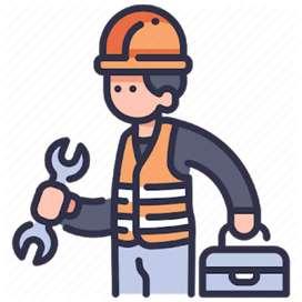 electrician cum inverter repair engg