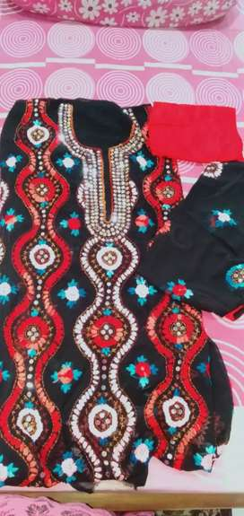Brand New unstitched dress materials