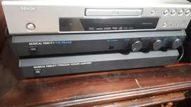 Denon DVD 1740  HDMI, segel , istinewa